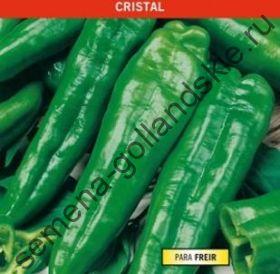 """Перец сладкий """"КРИСТАЛ"""" (Cristal) 10 семян"""